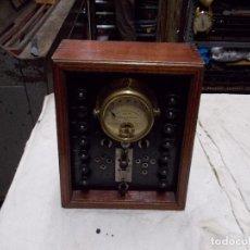 Radios antiguas: APARATO DE MEDIDA. Lote 190467395
