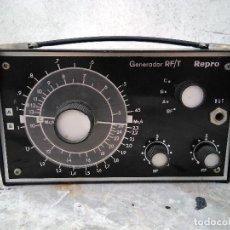 Radios Anciennes: APARATO GENERADOR RF.. Lote 191806092