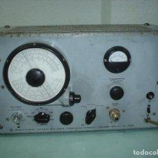 Radios antiguas: GENERADOR DE SEÑAL A VALVULAS BN-4105 ROHDE SCHWARZ . Lote 192014930