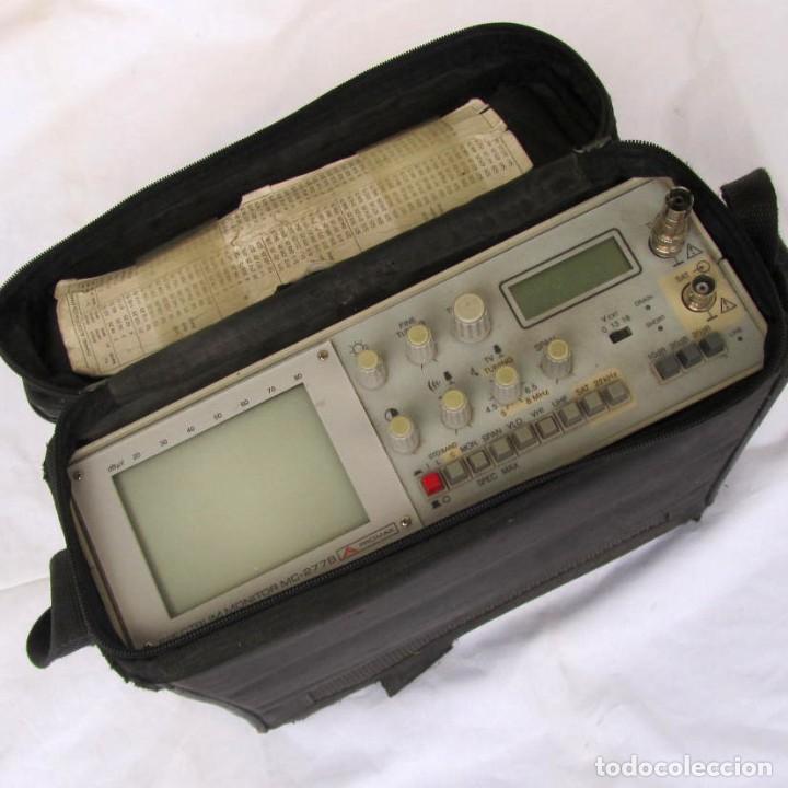 MEDIDOR DE CAMPO PROMAX MC-2778 (Radios - Aparatos de Reparación y Comprobación de Radios)