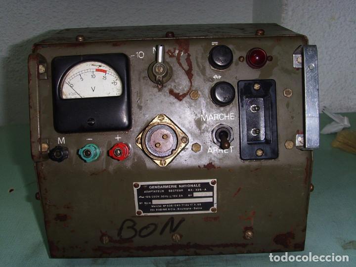 ADACTADOR DE CORRIENTE BA-326-A (Radios - Aparatos de Reparación y Comprobación de Radios)