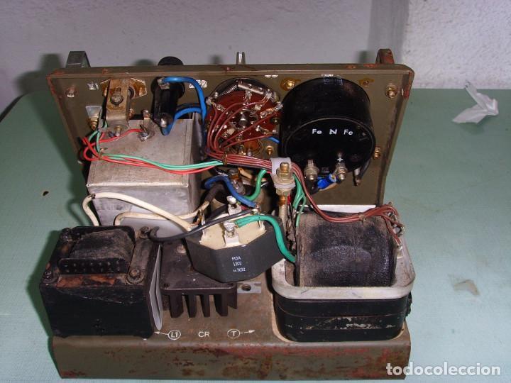Radios antiguas: ADACTADOR DE CORRIENTE BA-326-A - Foto 2 - 192092051