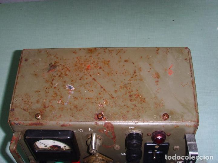 Radios antiguas: ADACTADOR DE CORRIENTE BA-326-A - Foto 3 - 192092051