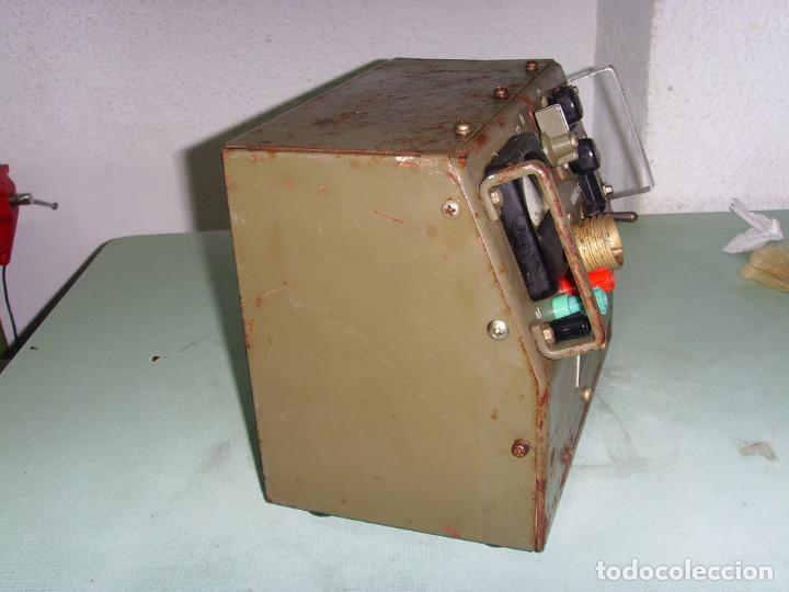 Radios antiguas: ADACTADOR DE CORRIENTE BA-326-A - Foto 5 - 192092051