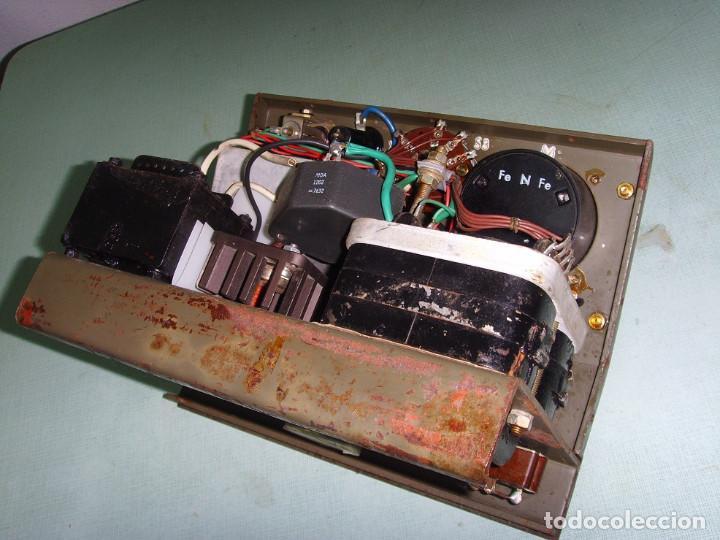 Radios antiguas: ADACTADOR DE CORRIENTE BA-326-A - Foto 6 - 192092051