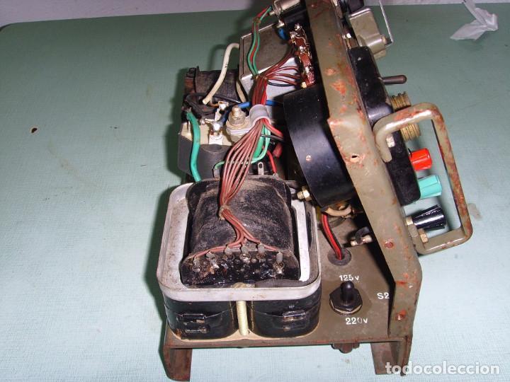 Radios antiguas: ADACTADOR DE CORRIENTE BA-326-A - Foto 8 - 192092051
