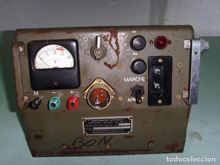 Radios antiguas: ADACTADOR DE CORRIENTE BA-326-A - Foto 10 - 192092051
