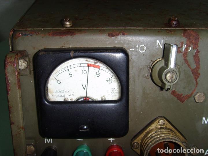 Radios antiguas: ADACTADOR DE CORRIENTE BA-326-A - Foto 11 - 192092051