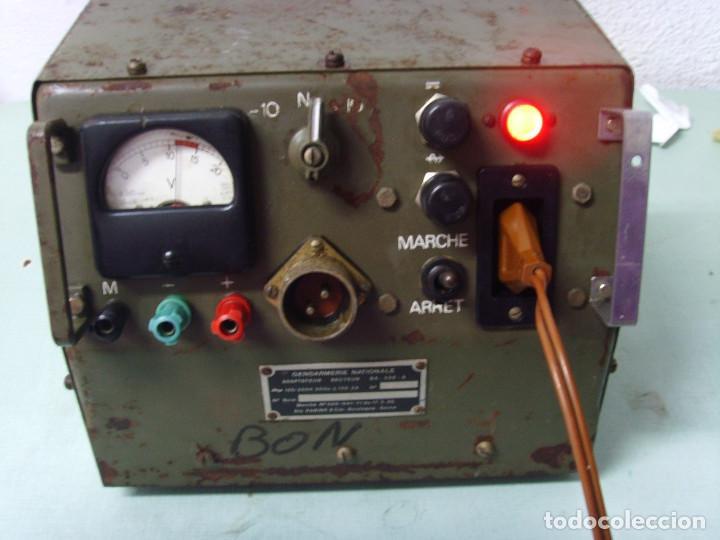 Radios antiguas: ADACTADOR DE CORRIENTE BA-326-A - Foto 13 - 192092051