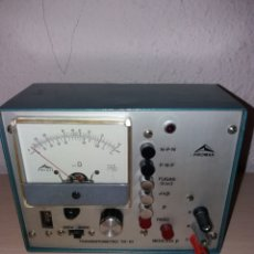 Radios Anciennes: TRANSISTOMETRO TR-10 PROMAX. Lote 192391322