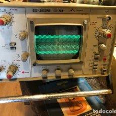 Radios Anciennes: DOS OSCILOSCOPIOS PROMAX FUNCIONANDO. Lote 192960847