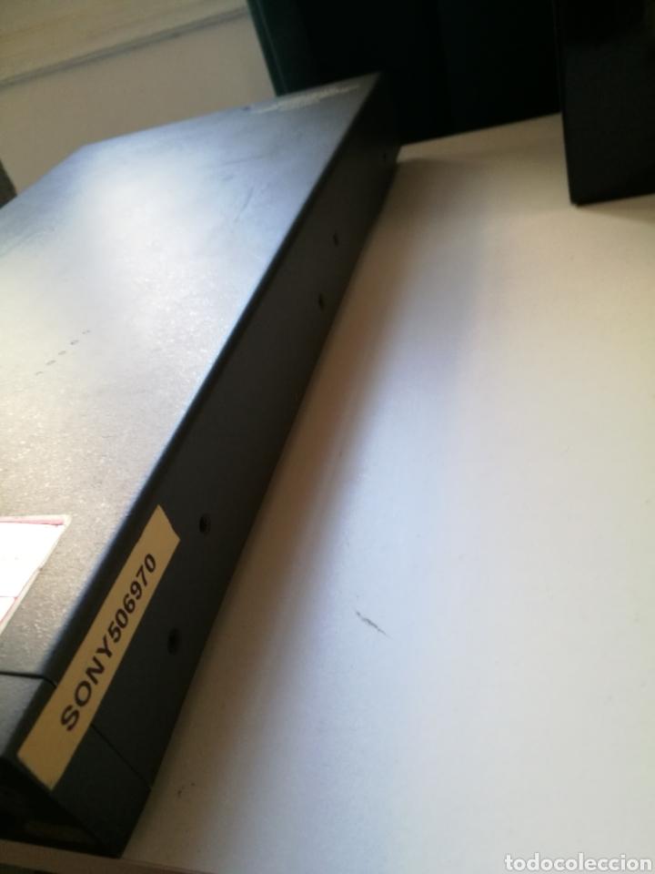 Radios antiguas: Sony Tektronix ASG 140 Generador de señales de audio 20 kHz - Foto 11 - 193726787