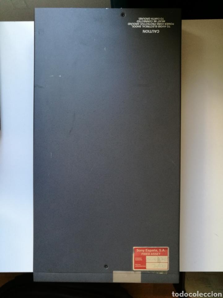 Radios antiguas: Sony Tektronix ASG 140 Generador de señales de audio 20 kHz - Foto 13 - 193726787