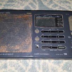 Radios antiguas: RADIO PANASONIC RF-B45 REPARAR O PIEZAS. Lote 194029267