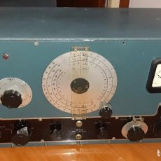 Radios antiguas: GENERADOR DE RADIOFRECUENCIA AÑOS 50. Lote 194737976