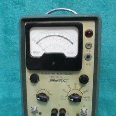 Rádios antigos: VOLTIMETRO ELECTRONICO PROMAX TIPO VN 15. Lote 196537813