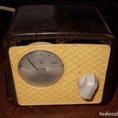 Radios Anciennes: ELEVADOR REDUCTOR RADIOS RE5A, A RESTAURAR, SIN PROBAR SU FUNCIONAMIENTO. Lote 198510208