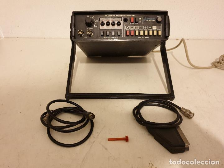 MIRA DE TELEVISION SADELTA PAL MC-32B (Radios - Aparatos de Reparación y Comprobación de Radios)