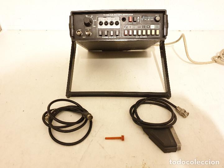 Radios antiguas: MIRA DE TELEVISION SADELTA PAL MC-32B - Foto 2 - 198638842