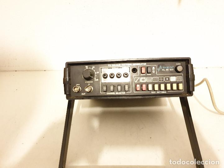 Radios antiguas: MIRA DE TELEVISION SADELTA PAL MC-32B - Foto 3 - 198638842