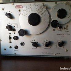 Radios antiguas: GENERADOR DE TV Y FM A VALVULAS MODELO GR-250 A LME. Lote 202964218