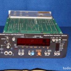Radio antiche: MARCONI 2833 A - PARA DESGUACE Y REURTILIZACION DE COMPONENTES. Lote 203093151