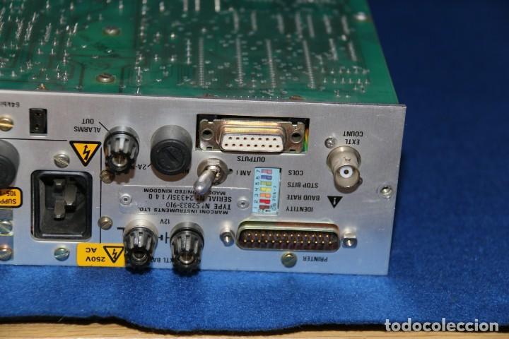 Radios antiguas: MARCONI 2833 A - PARA DESGUACE Y REURTILIZACION DE COMPONENTES - Foto 7 - 203093151