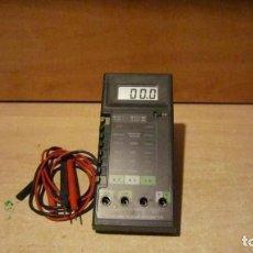 Radios antiguas: TESTER DIGITAL PRIMERAS SERIES AÑOS 80. Lote 204057418