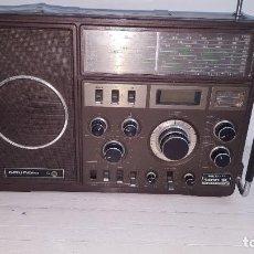 Radios antiguas: RADIO GRUNDING SATELLIT 1400 SL. Lote 204834018
