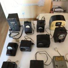 Radios antiguas: LOTE TRANSFORMADORES-ESTABILIZADORES. Lote 206562761