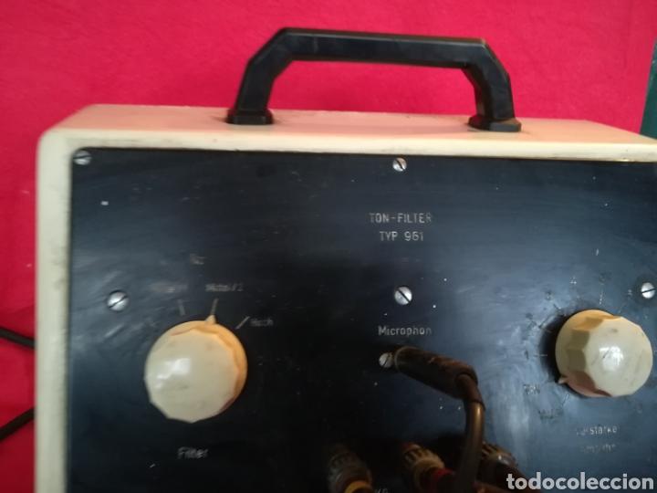 Radios antiguas: Antiguo filtro de sonido - Foto 3 - 206795491