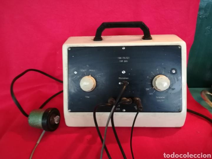 ANTIGUO FILTRO DE SONIDO (Radios - Aparatos de Reparación y Comprobación de Radios)