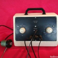 Radios antiguas: ANTIGUO FILTRO DE SONIDO. Lote 206795491