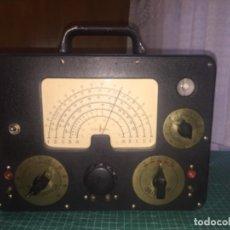 Radios antiguas: GENERADOR RF Y BF COLONIAL. Lote 207995775