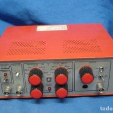 Radios antiguas: GENERADOR DE IMPULSOS ELEKTOR - LABORATORIO ELECTRÓNICO. Lote 210287048