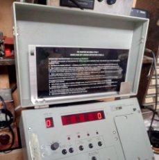 Radios antiguas: ANTIGUO TESTER MALDEN ELECTRONICS ,MODELO PO TESTER 232A/VTS/1. Lote 210784894