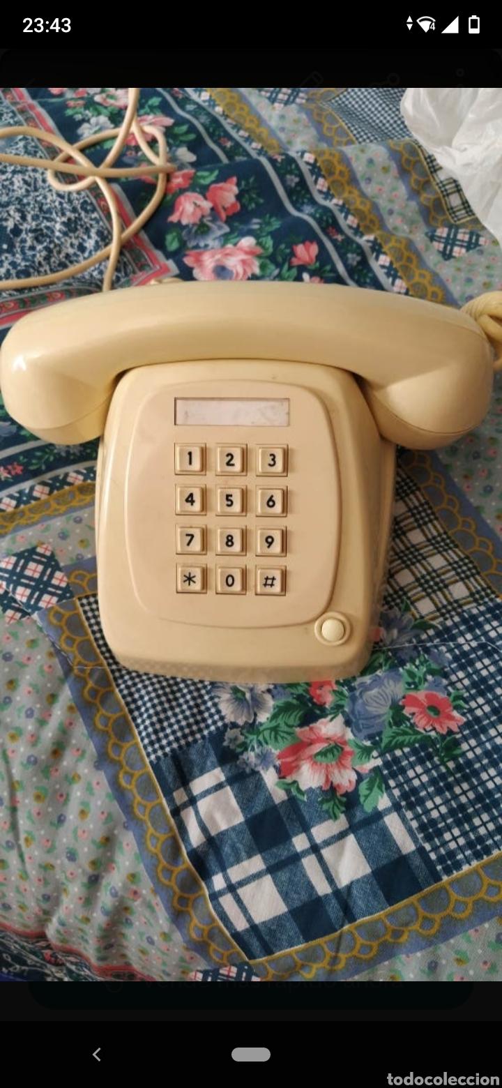 TELÉFONO ANTIGUO (Radios - Aparatos de Reparación y Comprobación de Radios)