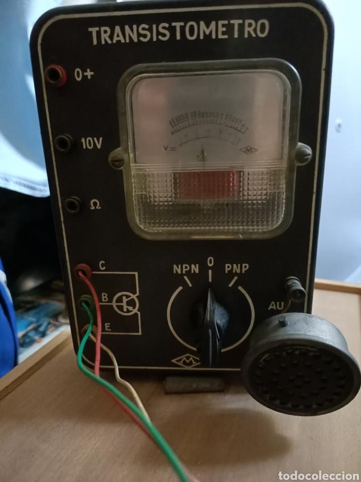 Radios antiguas: Transistometro - Foto 2 - 215263356