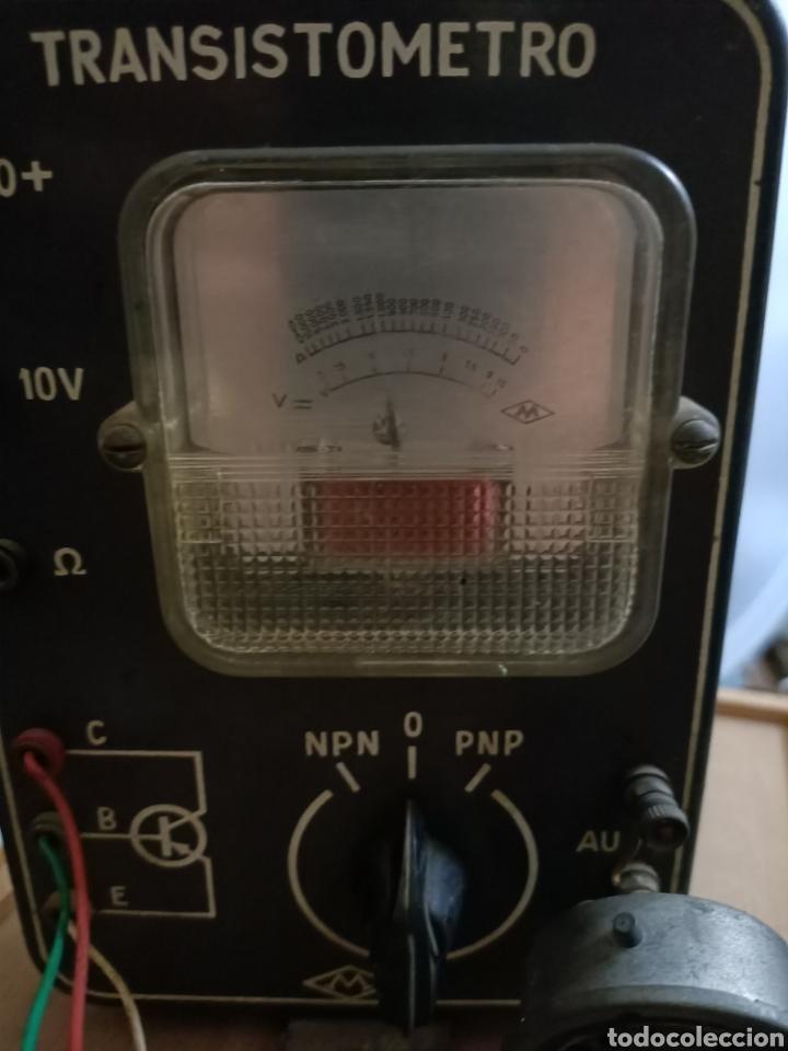 Radios antiguas: Transistometro - Foto 4 - 215263356