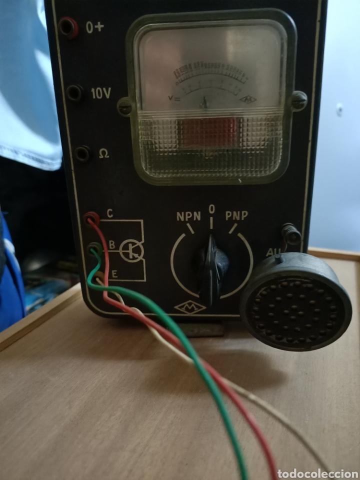 TRANSISTOMETRO (Radios - Aparatos de Reparación y Comprobación de Radios)
