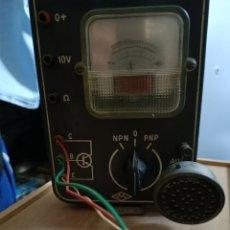 Radios antiguas: TRANSISTOMETRO. Lote 215263356