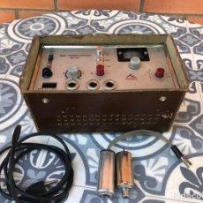 Radios antiguas: MIRA TRANSISTORIZADA MS-661 RF BI,BIII Y UHF . USMO. Lote 216572562