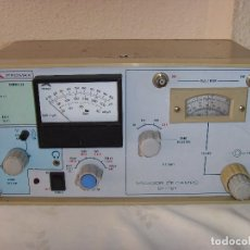 Radios antiguas: MEDIDOR DE CAMPO PROMAX SF-721. Lote 218436756