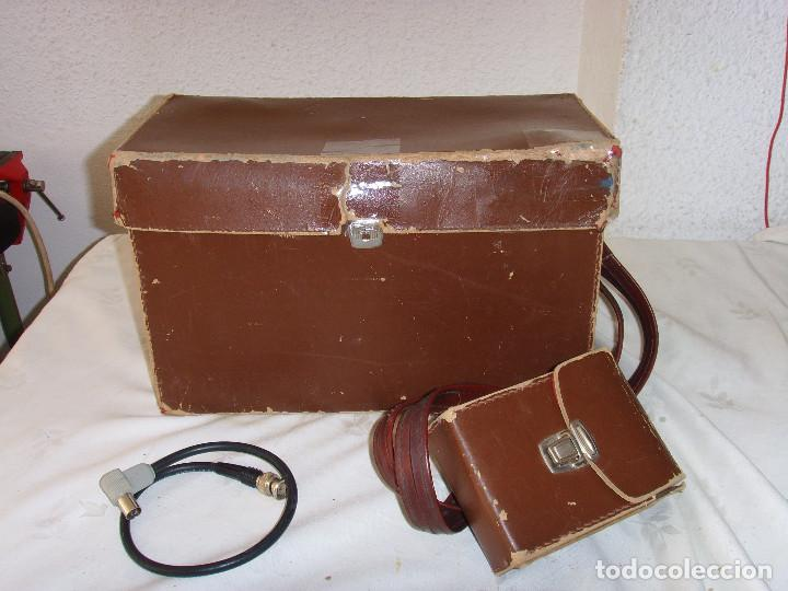 Radios antiguas: MEDIDOR DE CAMPO PROMAX SF-721 - Foto 5 - 218436756