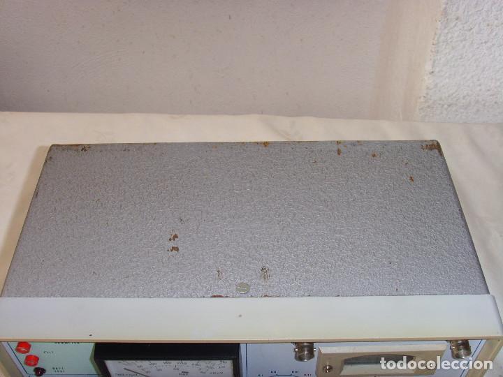 Radios antiguas: MEDIDOR DE CAMPO PROMAX SF-721 - Foto 7 - 218436756