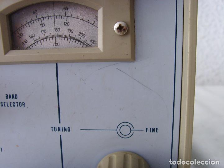 Radios antiguas: MEDIDOR DE CAMPO PROMAX SF-721 - Foto 10 - 218436756