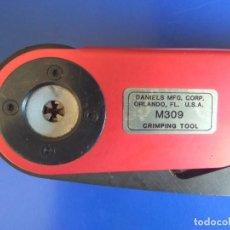 Radios antiguas: CRIMPADORA M309 DMC CRIM TOOL CRIMPER. Lote 219275090
