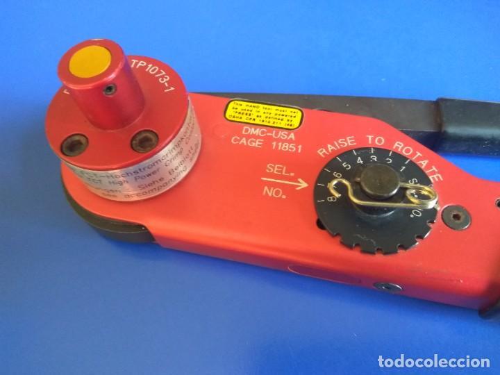 Radios antiguas: Crimpadora M309 DMC Crim Tool Crimper - Foto 5 - 219275090