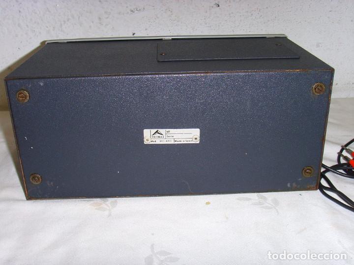 Radios antiguas: MEDIDOR DE CAMPOS PROMAX MC-843 ADVIERTO - Foto 7 - 221504708