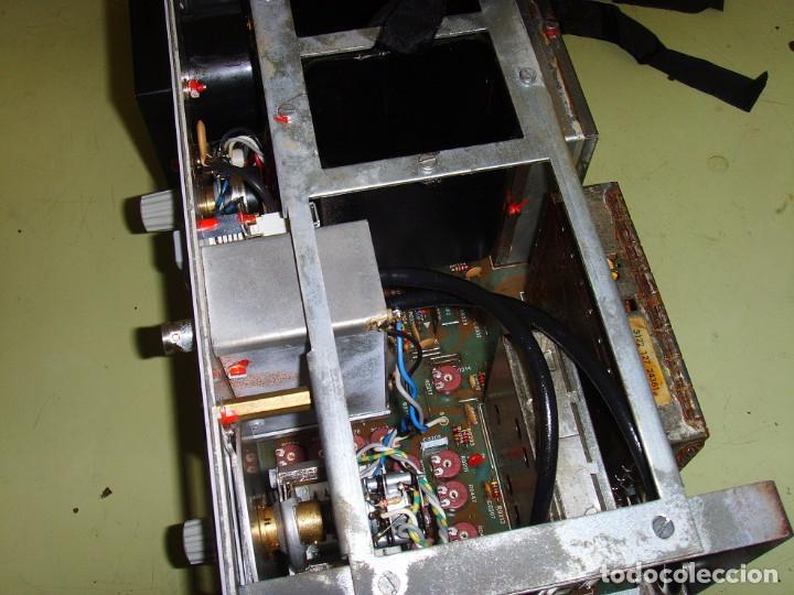 Radios antiguas: MEDIDOR DE CAMPOS PROMAX MC-843 ADVIERTO - Foto 9 - 221504708